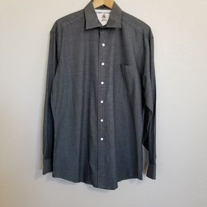 Tommy Hilfiger Button Down Dress Shirt 15 1/2